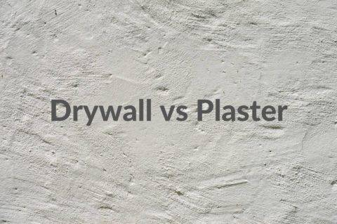 drywall vs plaster featured image