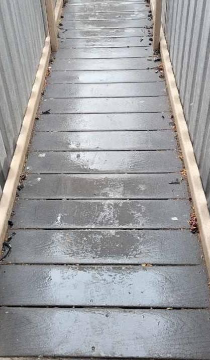 board walk bridge