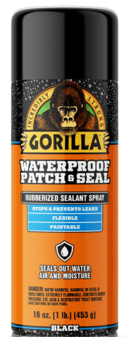 gorilla glue waterproof patch and seal