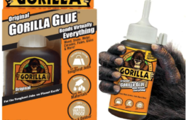How to Remove Gorilla Glue From Skin and Other Surfaces