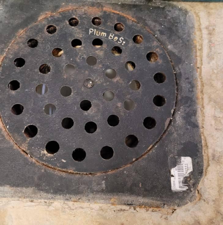 sewer cleanout cap
