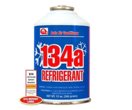 12 oz. R-134 Refrigerant