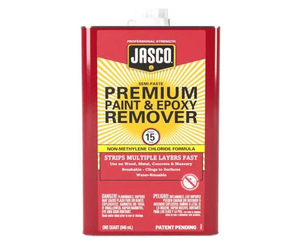 Jasco 1 quart paint and epoxy remover