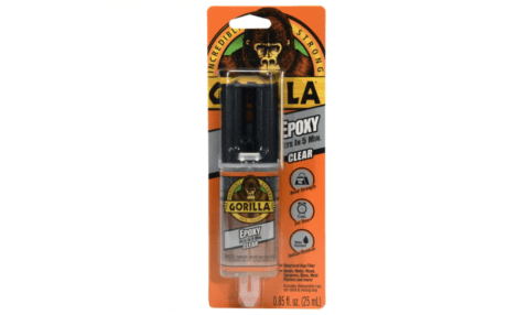 gorilla glue epoxy