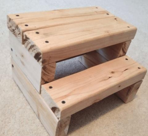 simple step stool